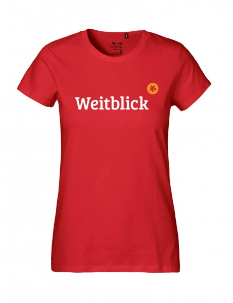 T-Shirt Damen WEITBLICK